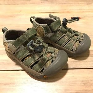 Keens Toddler Footwear